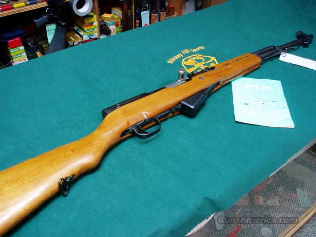 NORINCO NEW UN-FIRED S.K.S. BAYO-READY  Guns > Rifles > AK-47 Rifles (and copies) > Full Stock