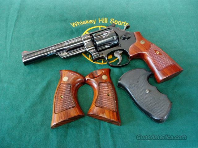 S&W 29-2 .44 MAG. PINNED,RECESSED MA. OK  Guns > Pistols > Smith & Wesson Revolvers > Full Frame Revolver