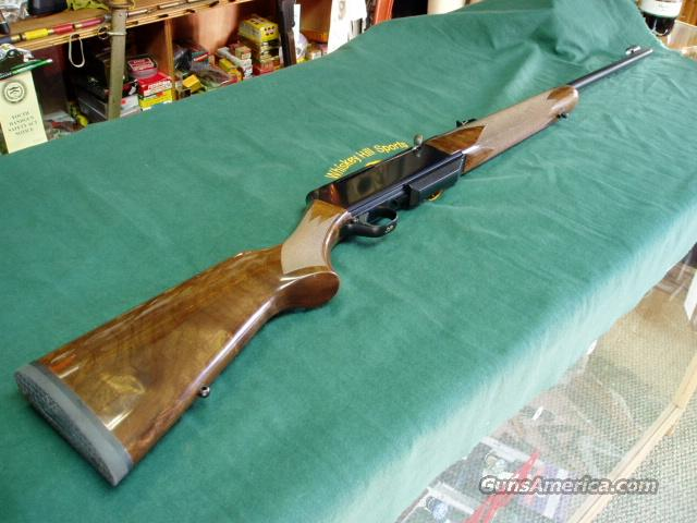 BAR 7MM REM.MAG.UN-FIRED!!XXX WOOD  Guns > Rifles > Browning Rifles > Semi Auto > Hunting