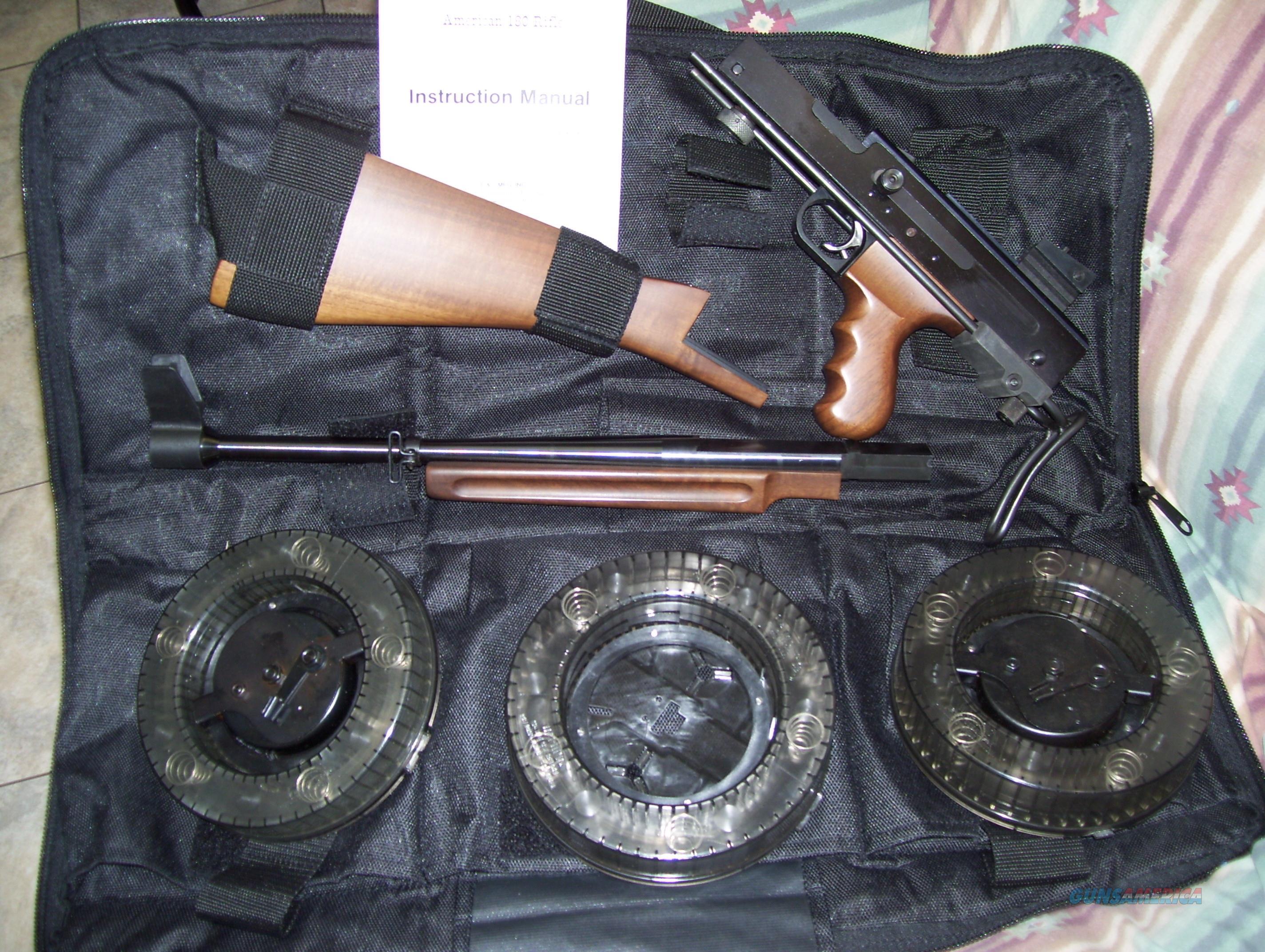 American 180  .22Lr carbine  Guns > Rifles > American Arms Rifles