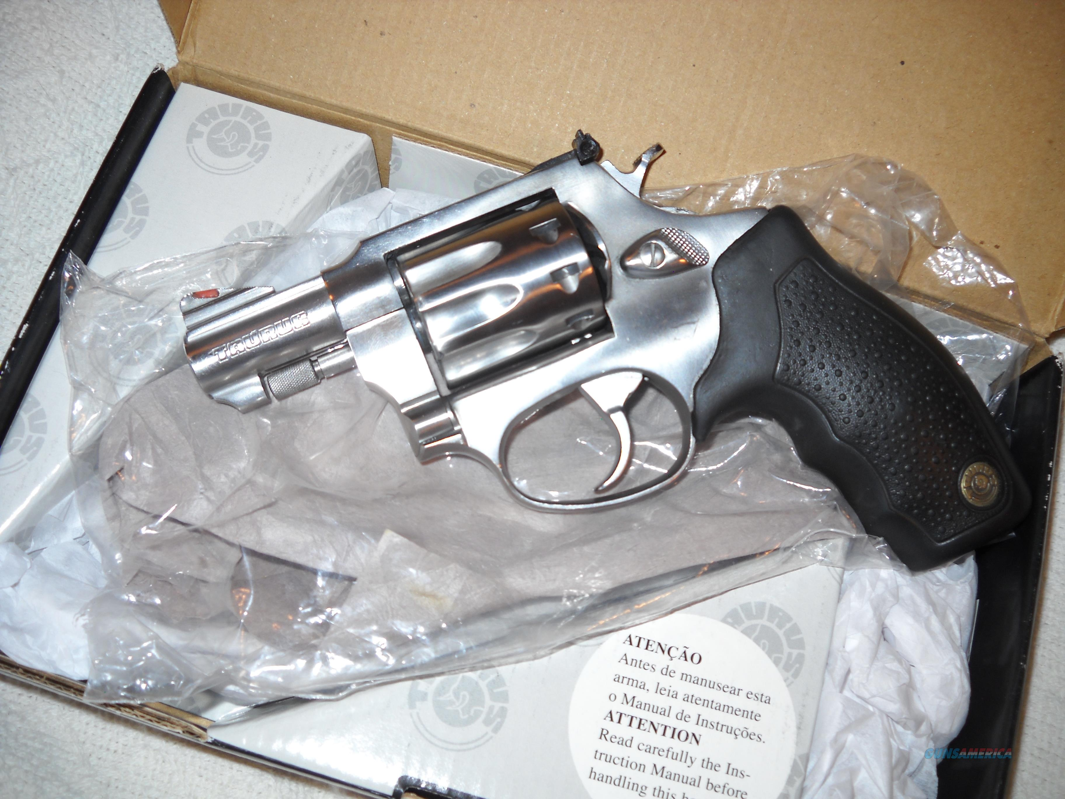 Taurus Revolver .22Lr  Guns > Pistols > Taurus Pistols > Revolvers