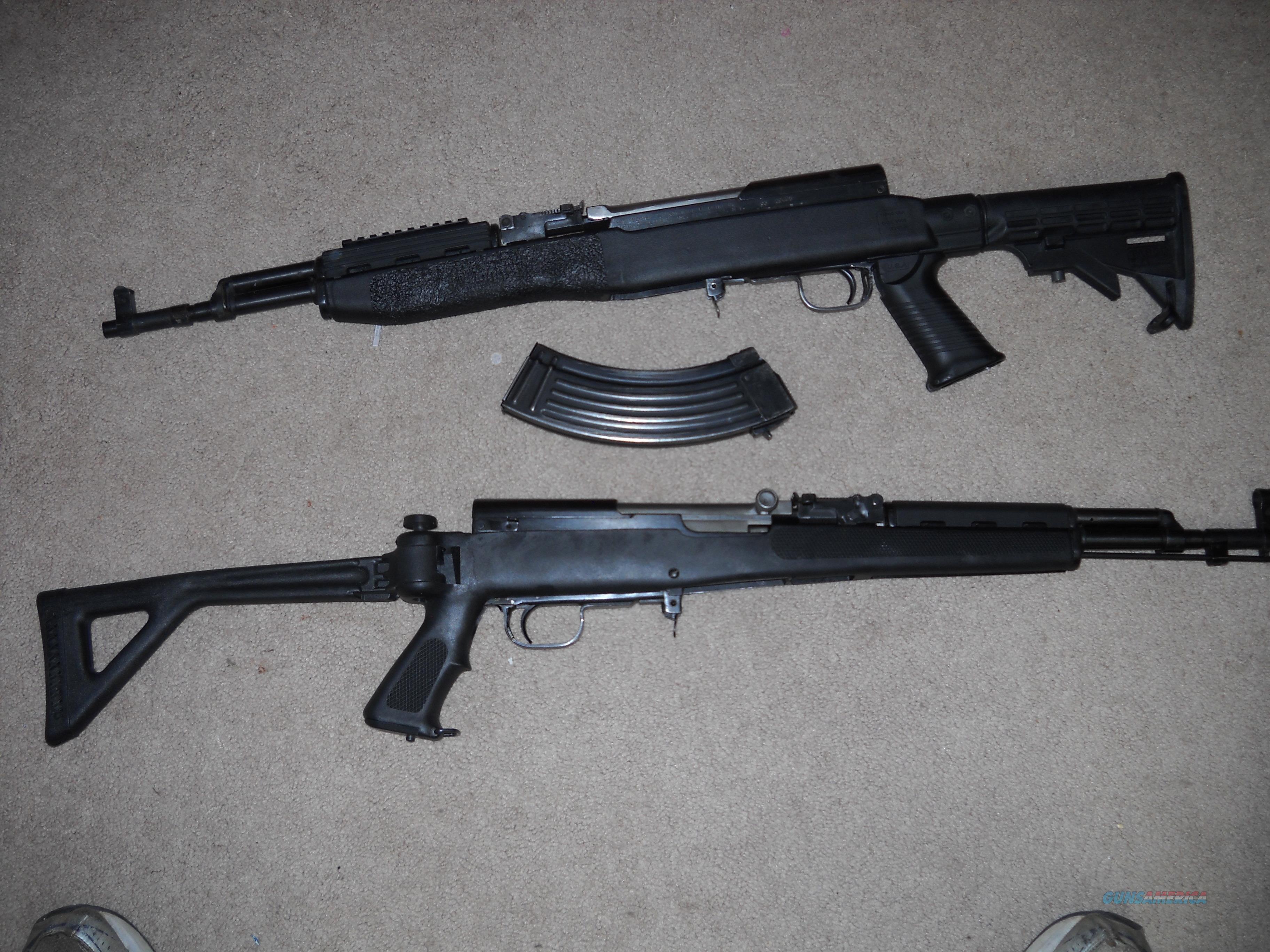 Norinco SKS  takes AK mags  Guns > Rifles > Norinco Rifles