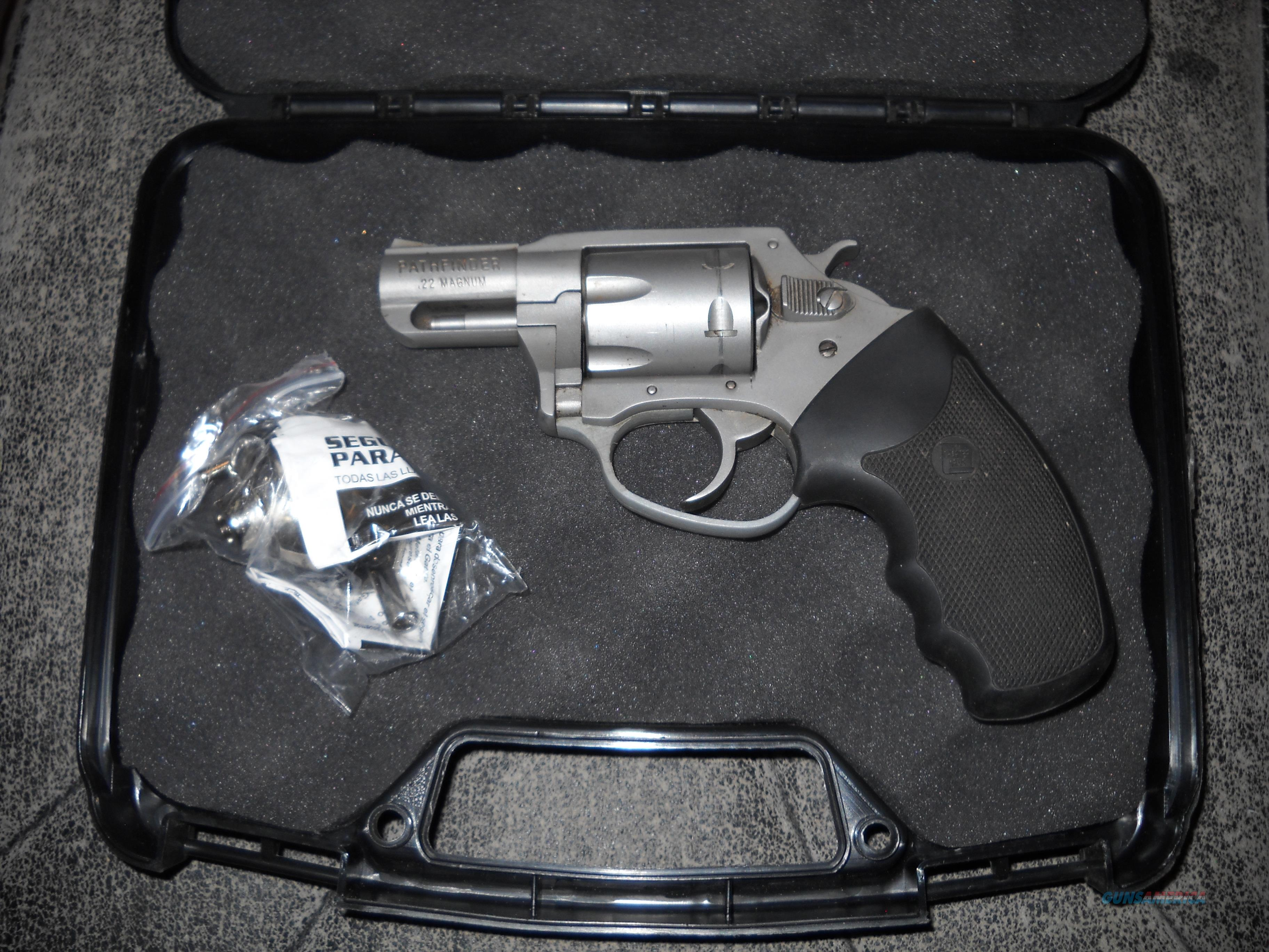 .22 magnum Charter arms  Guns > Pistols > Charter Arms Revolvers