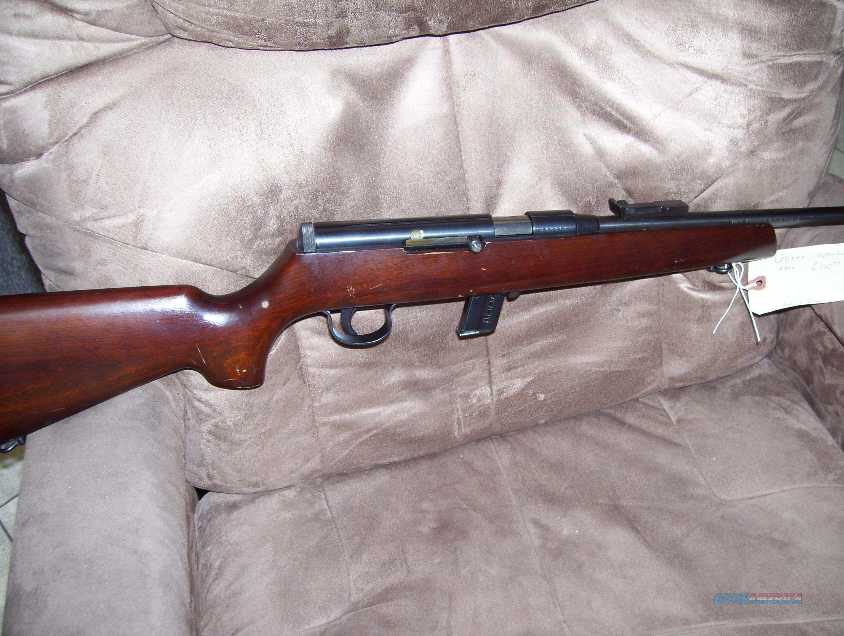 VOERE Open Bolt .22Lr  Guns > Rifles > Voere Rifles