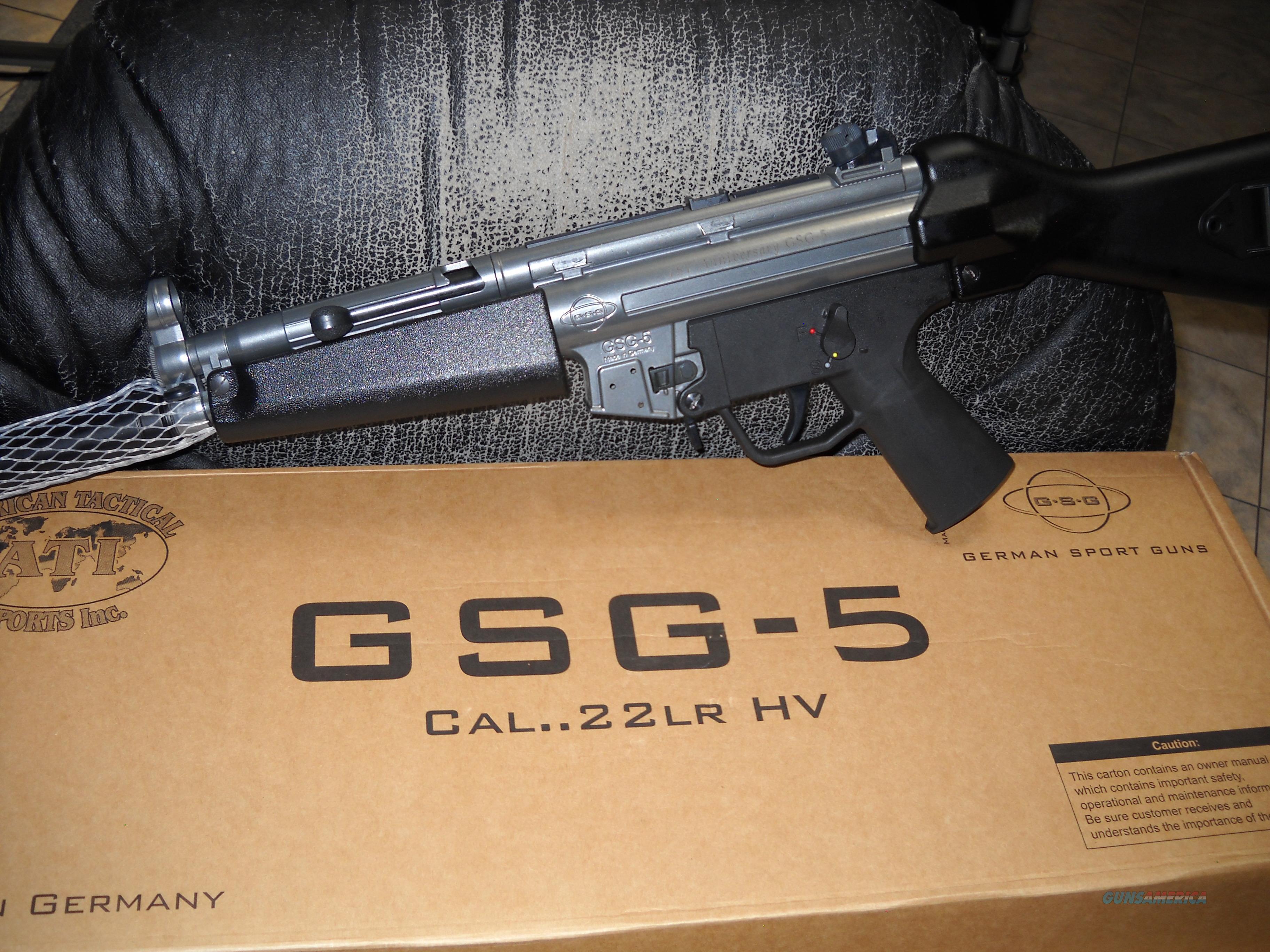 GSG -5  Guns > Pistols > G Misc Pistols