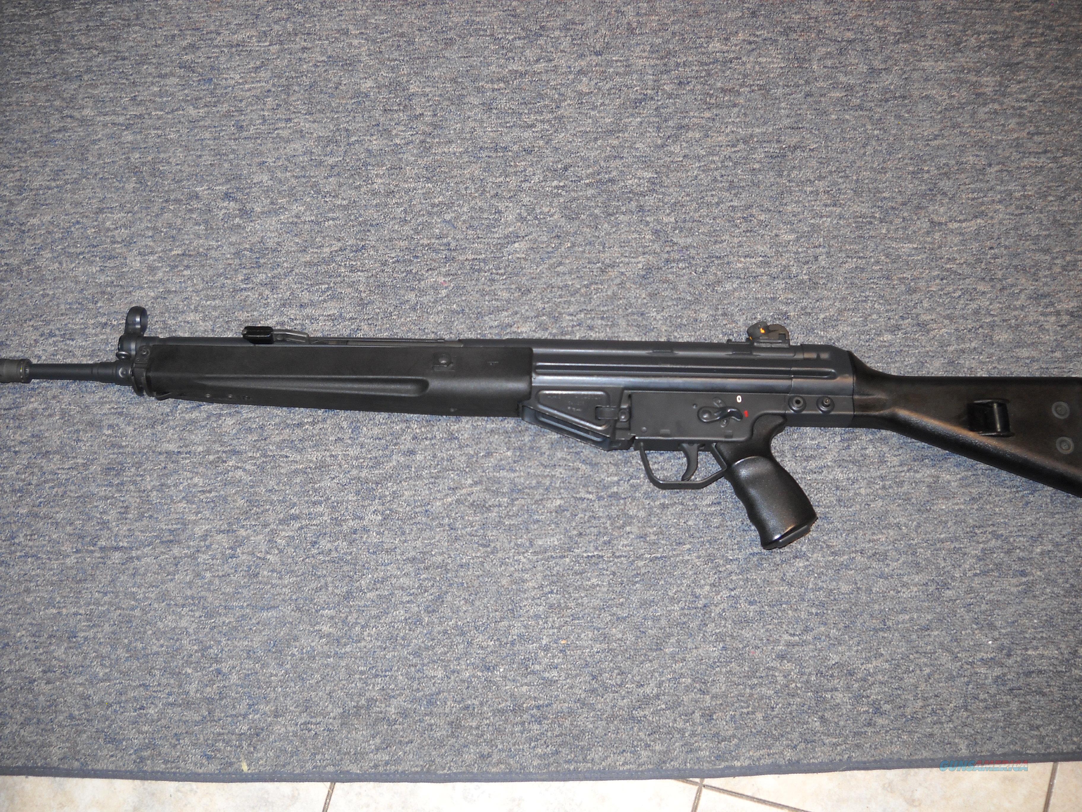 HK 91  Guns > Rifles > Heckler & Koch Rifles > Tactical