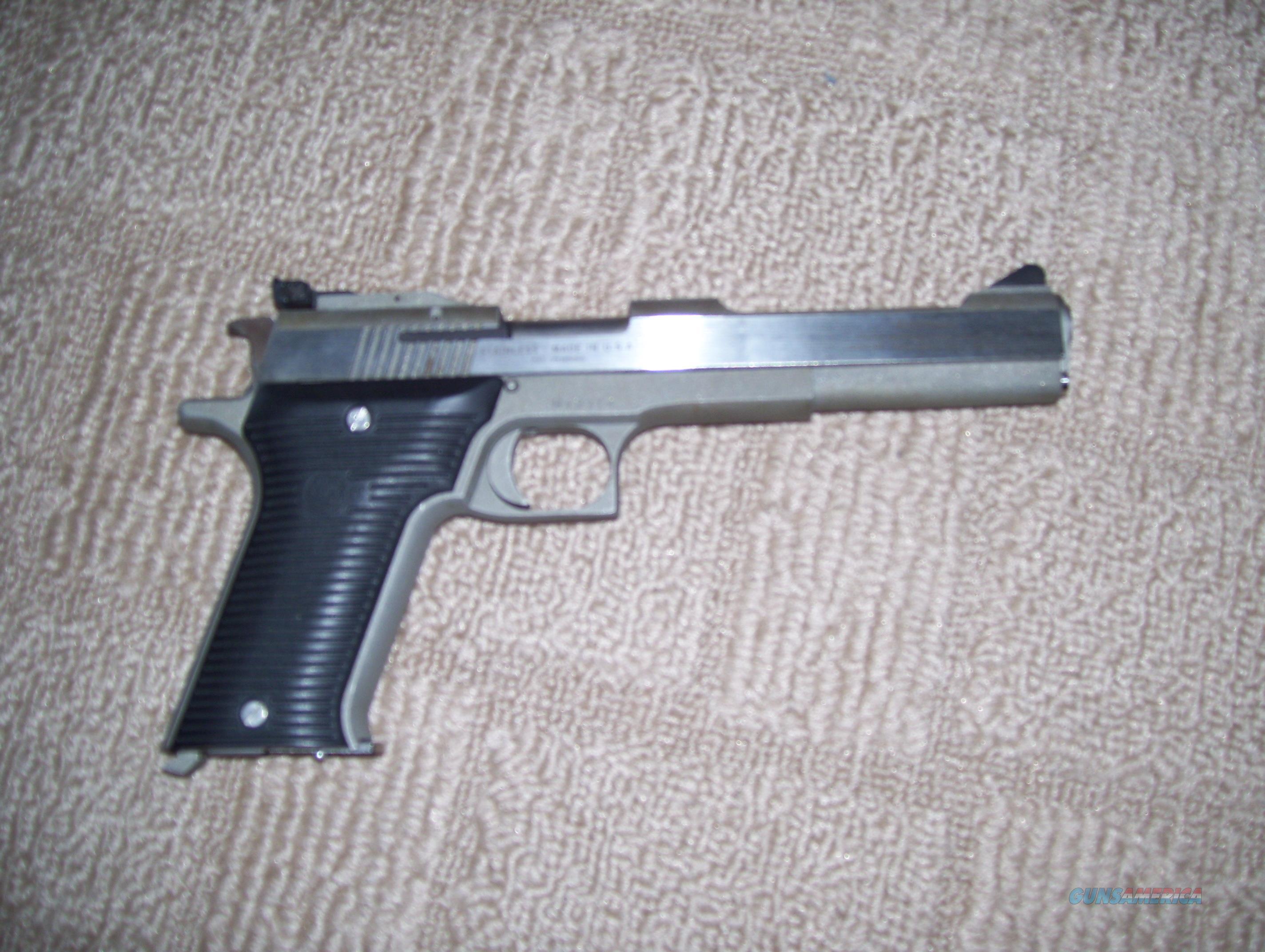 AMT AUTO-MAG II  Guns > Pistols > AMT Pistols > Other