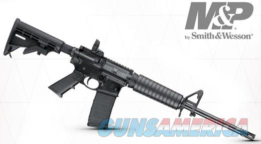 SMITH AND WESSON M&P15 SPORT II 223 REM | 5.56 NATO  Guns > Rifles > Smith & Wesson Rifles > M&P