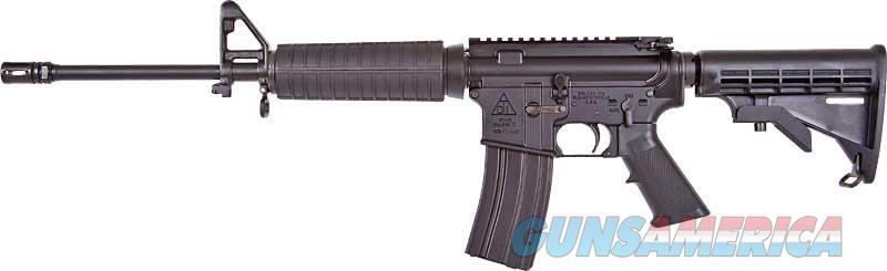 "Del-Ton Inc. Sport Lite AR-15, Semi-automatic, 5.56x45mm, 16"" Barrel, 30 Round Capacity - See more at: https://www.sportsmansguide.com/product/index/del-ton-inc-sport-lite-ar-15-semi-automatic-556x45mm-16-barrel-30-round-capacity?a=1820048#  Guns > Rifles > AR-15 Rifles - Small Manufacturers > Complete Rifle"