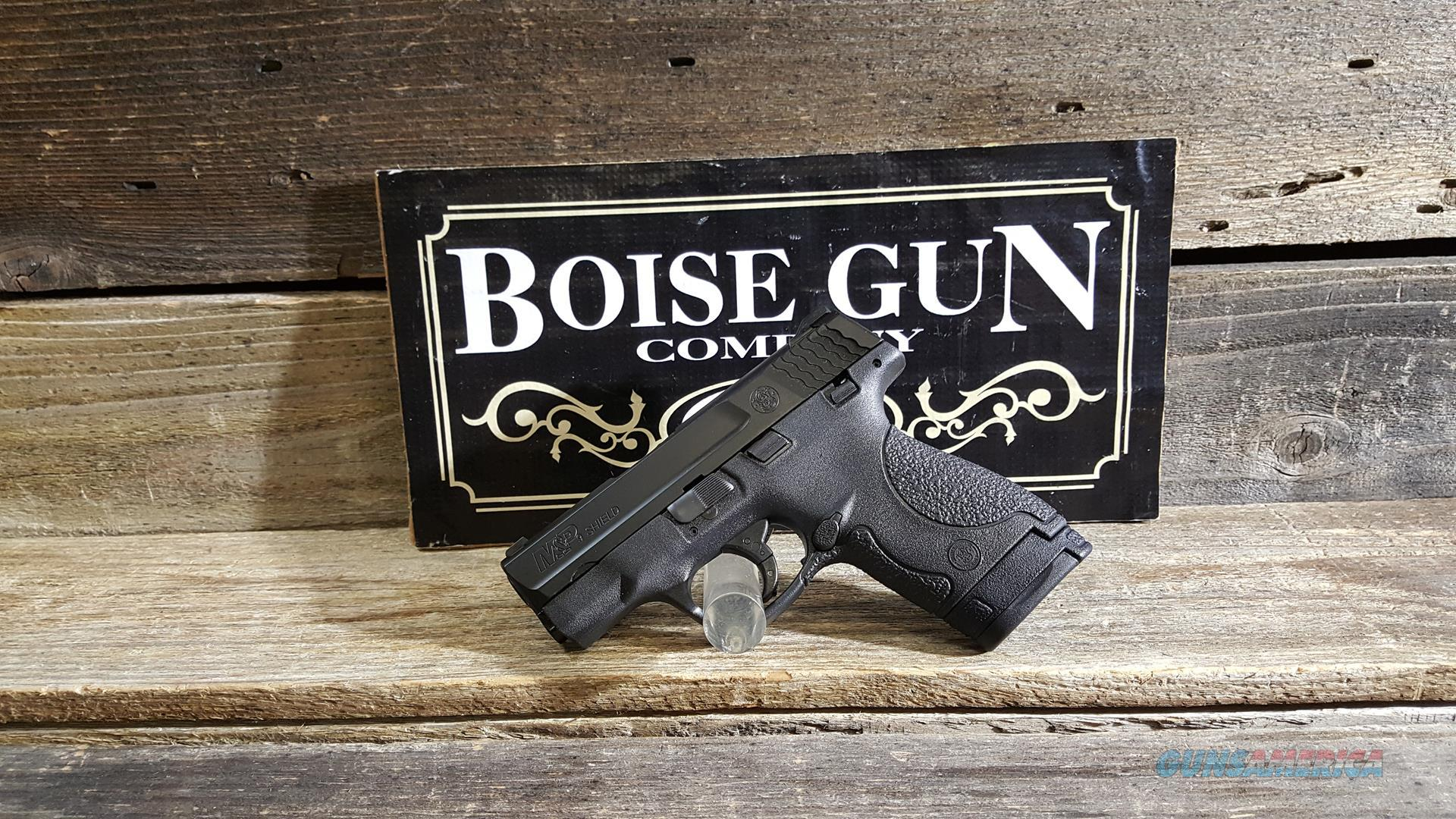 Smith & Wesson M&P Shield 9MM New  Guns > Pistols > Smith & Wesson Pistols - Autos > Polymer Frame