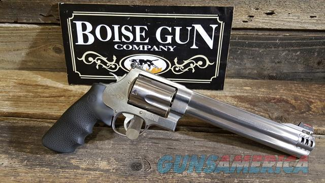 Smith & Wesson 500 .500S&W   Guns > Pistols > Smith & Wesson Revolvers > Full Frame Revolver