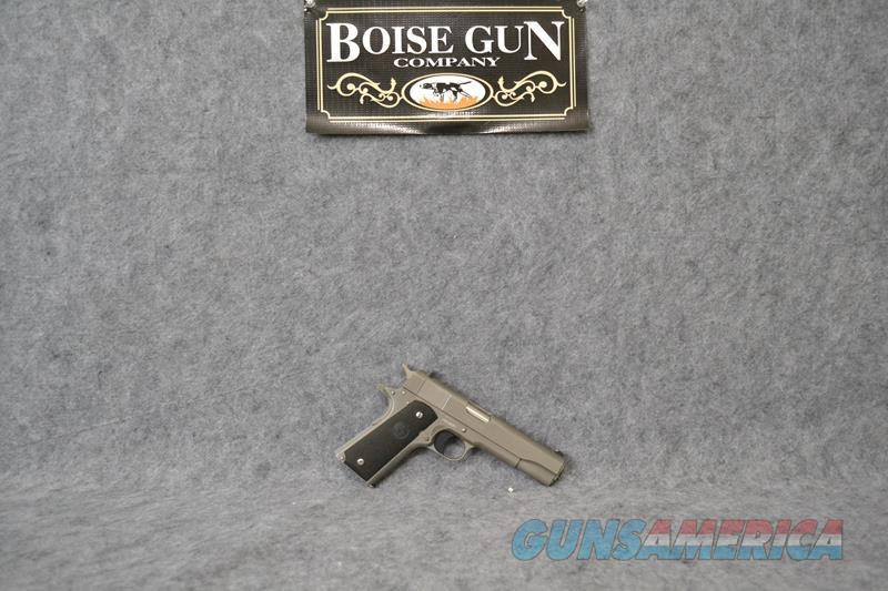 Colt's Government Model Series 80 1911 .45ACP  Guns > Pistols > Colt Automatic Pistols (1911 & Var)
