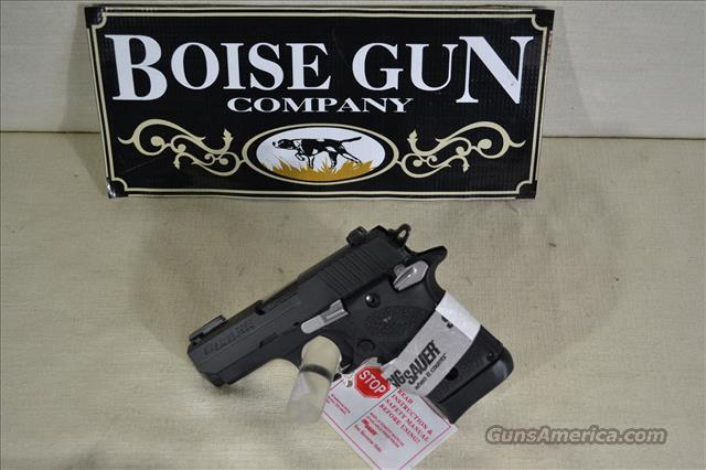Sig Sauer P938 Sport 9MM New  Guns > Pistols > Sig - Sauer/Sigarms Pistols > Other