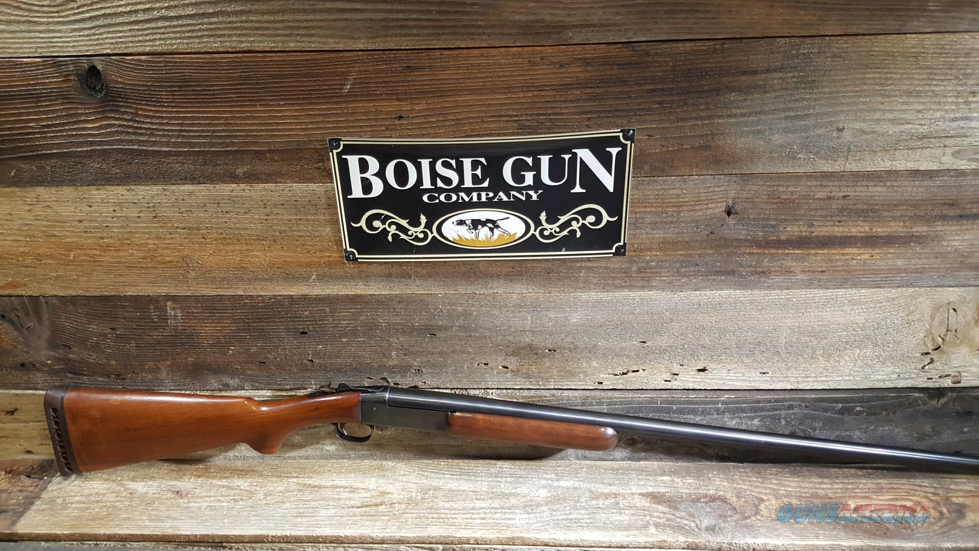 Winchester Model 37 Red Letter 12GA   Guns > Shotguns > Winchester Shotguns - Modern > Bolt/Single Shot