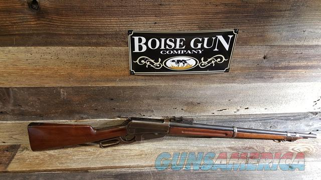 Winchester US Model 1895 30 US  Guns > Rifles > Winchester Rifles - Modern Lever > Other Lever > Pre-64