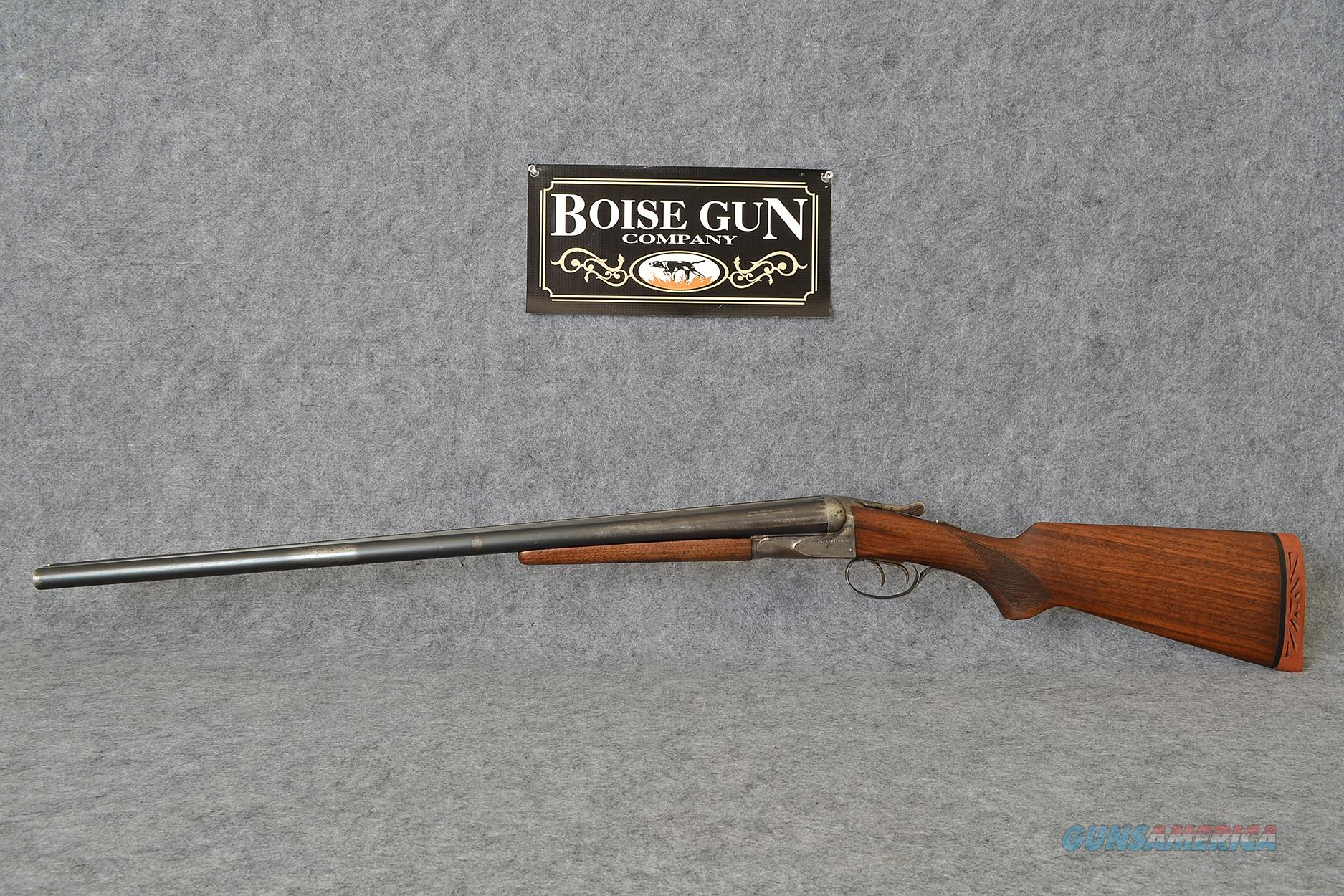Savage Fox Sterlingworth SXS 12ga  Guns > Shotguns > Savage Shotguns