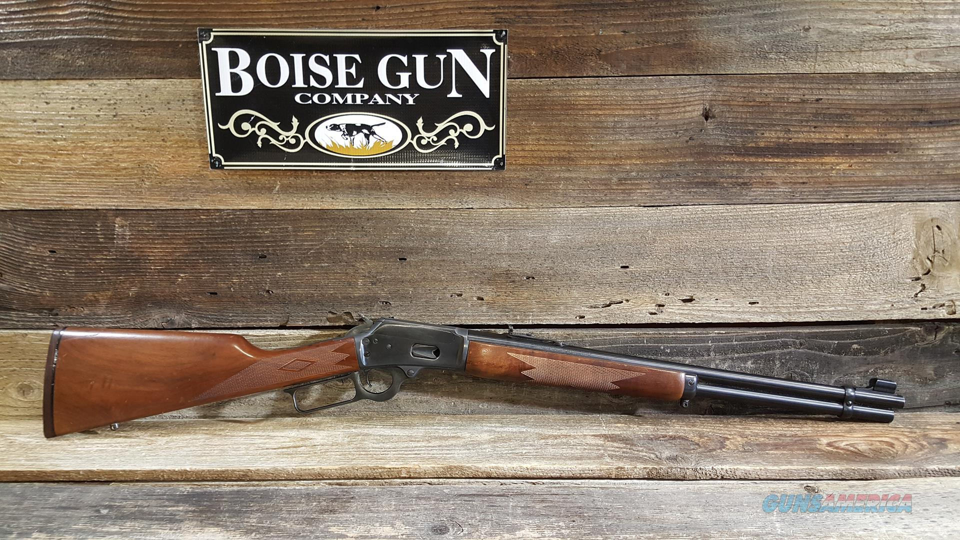 Marlin 1894S JM 44 REM MAG   Guns > Rifles > Marlin Rifles > Modern > Lever Action
