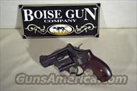 Smith & Wesson 327 Night Guard 357 MAG   Guns > Pistols > Smith & Wesson Revolvers > Full Frame Revolver
