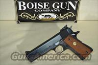 Colt 1911 Mark IV Series 70 38 SUPER  Guns > Pistols > Colt Automatic Pistols (1911 & Var)