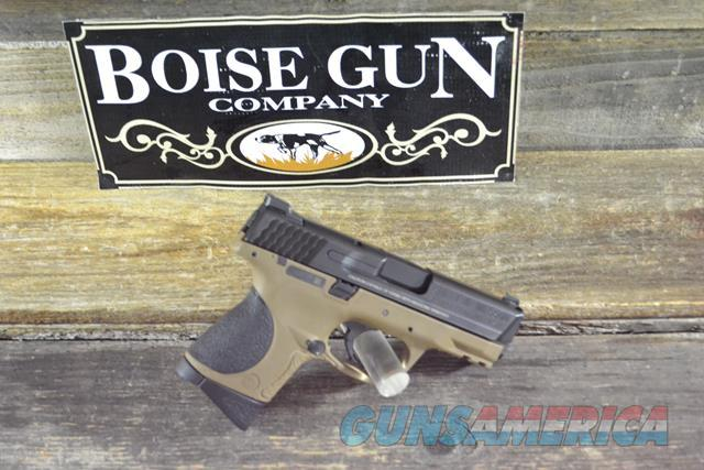 Smith & Wesson M&P9C Carry Kit 9MM  Guns > Pistols > Smith & Wesson Pistols - Autos > Polymer Frame