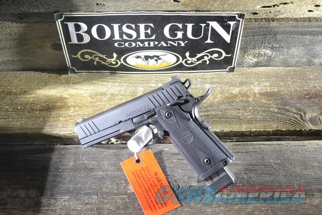 STI Tactical 1911 45 ACP New   Guns > Pistols > STI Pistols