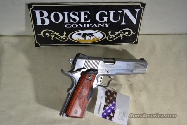 Springfield Armory 1911 Loaded with Laser 45 ACP New  Guns > Pistols > Springfield Armory Pistols > 1911 Type