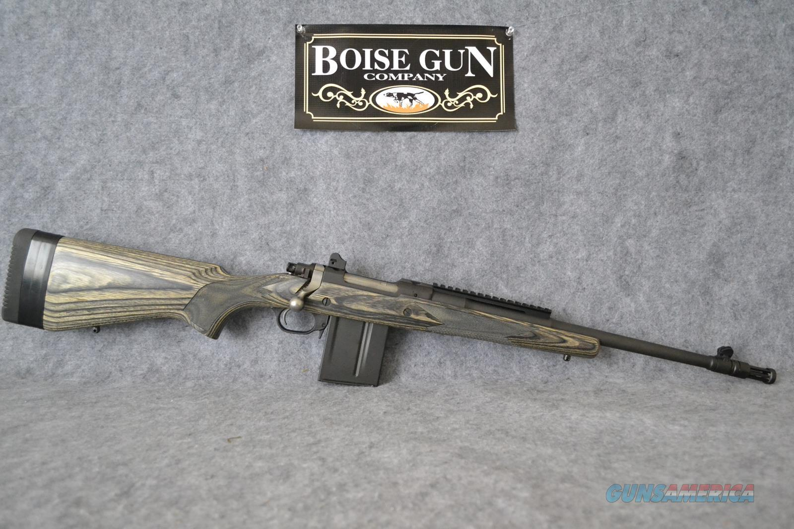 Ruger 77 Gunsite Scout .308 Win New  Guns > Rifles > Ruger Rifles > Model 77