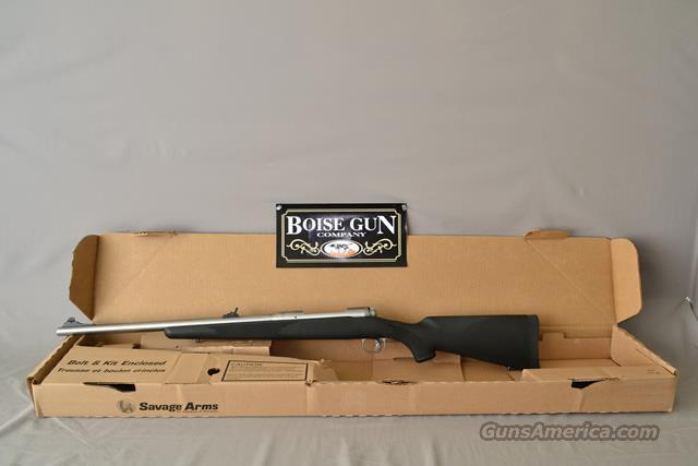 Savage 116 Alaskan Brush Hunter 338 Win Mag New ON SALE  Guns > Rifles > Savage Rifles > Standard Bolt Action > Sporting