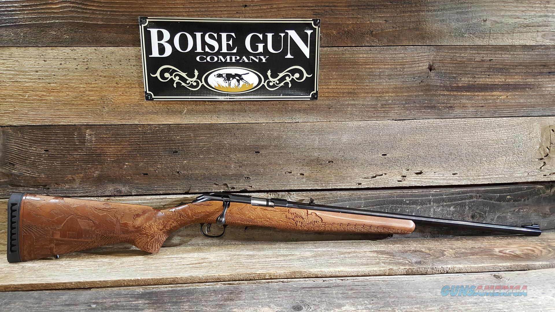 Ruger American Rimfire Farmer Edition 22 LR New  Guns > Rifles > Ruger Rifles > American Rifle