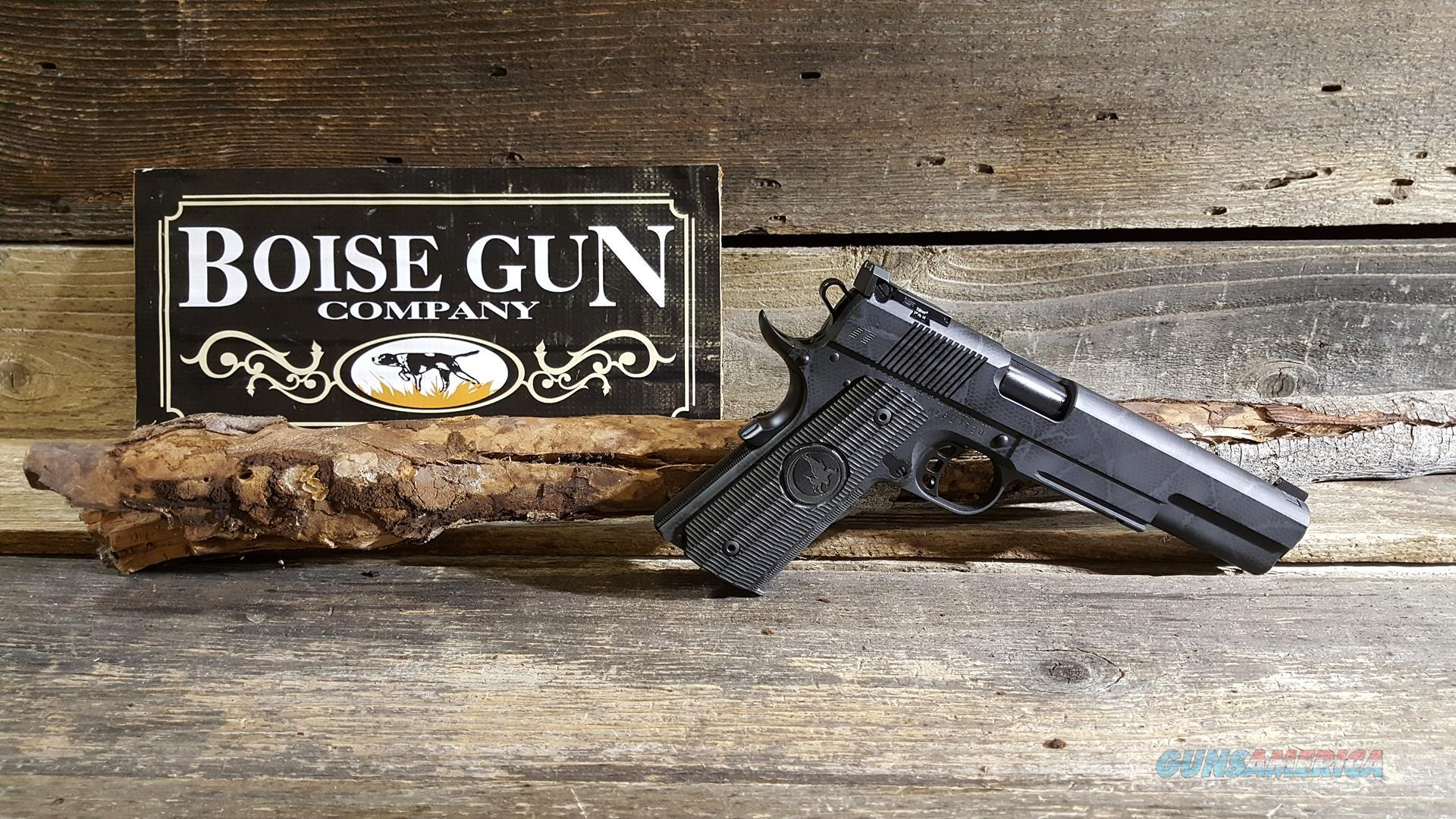 Nighthawk Heinie Long Slide Shadow Camo 10MM New  Guns > Pistols > Nighthawk Pistols