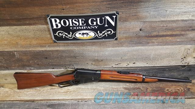 Winchester 1895 Colorado State Police 30-40 KRAG  Guns > Rifles > Winchester Rifles - Modern Lever > Other Lever > Pre-64