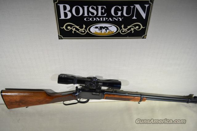 Winchester 9422M XTR 22 MAG with scope   Guns > Rifles > Winchester Rifles - Modern Lever > Model 94 > Post-64