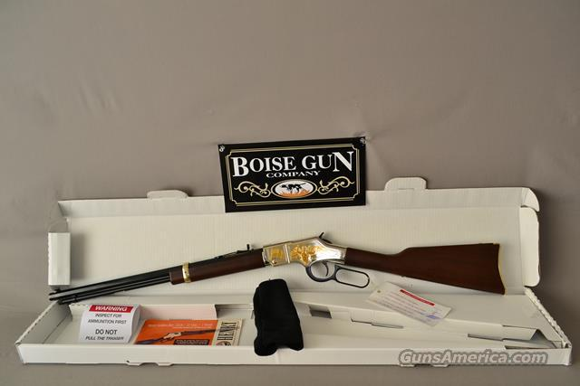 Henry Repeating Arms Golden Boy 22LR New  Guns > Rifles > Henry Rifle Company