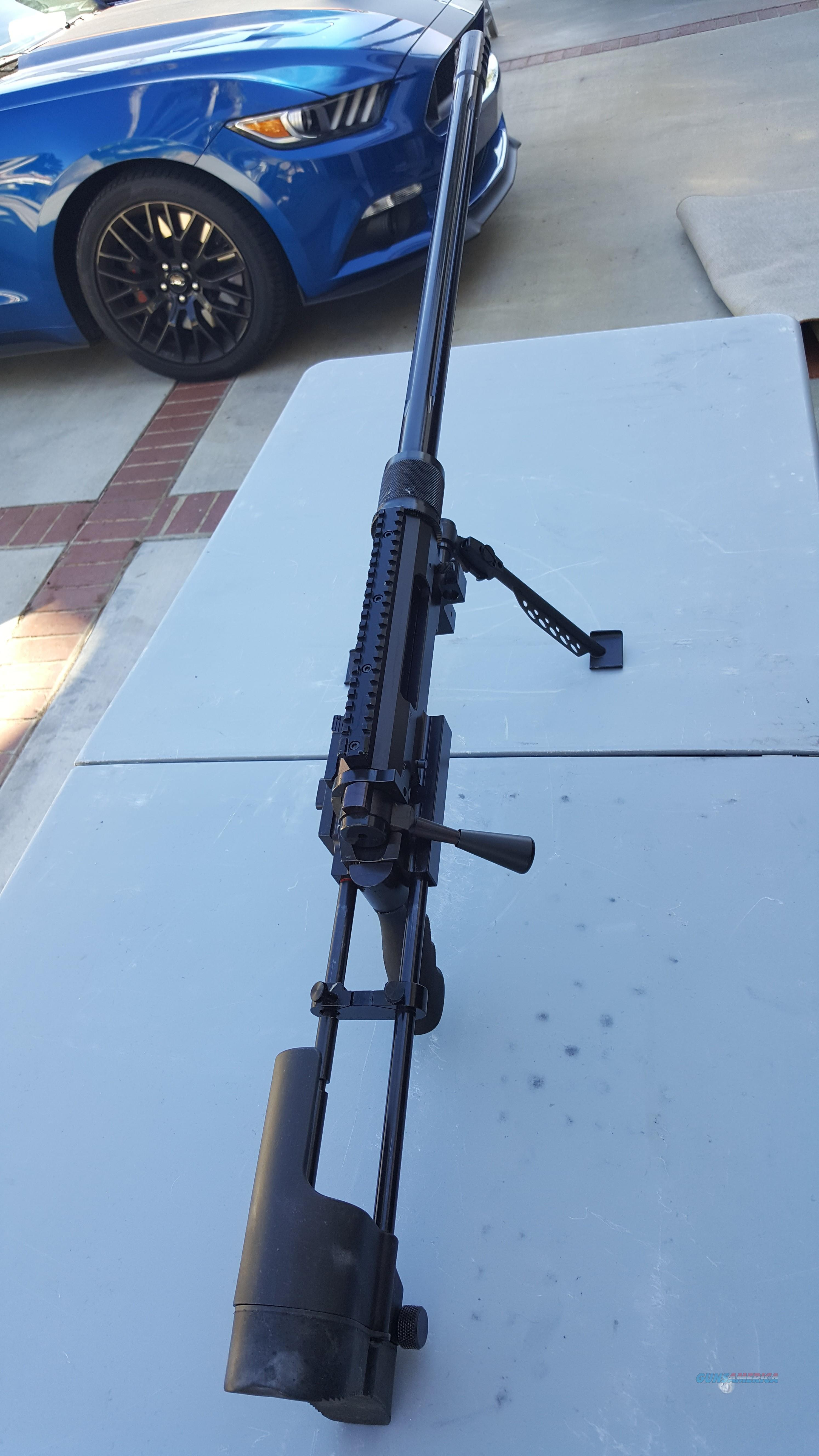 EDM Arms Model 97 in .408 CHEY-Tac  Guns > Rifles > EDM Arms Rifles