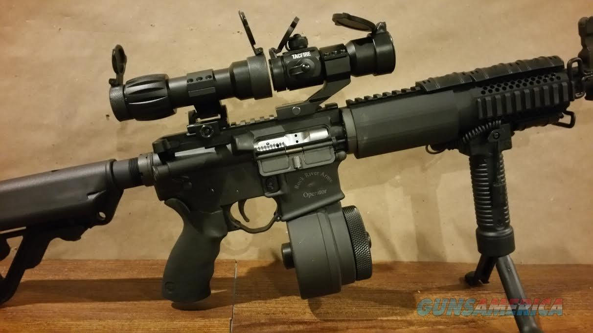 Red Dot Sight with 5X Magnifier and Flip to Side Mount For AR 15 AR15 rifle Like eotech aimpoint trijicon  Non-Guns > Scopes/Mounts/Rings & Optics > Tactical Scopes > Red Dot