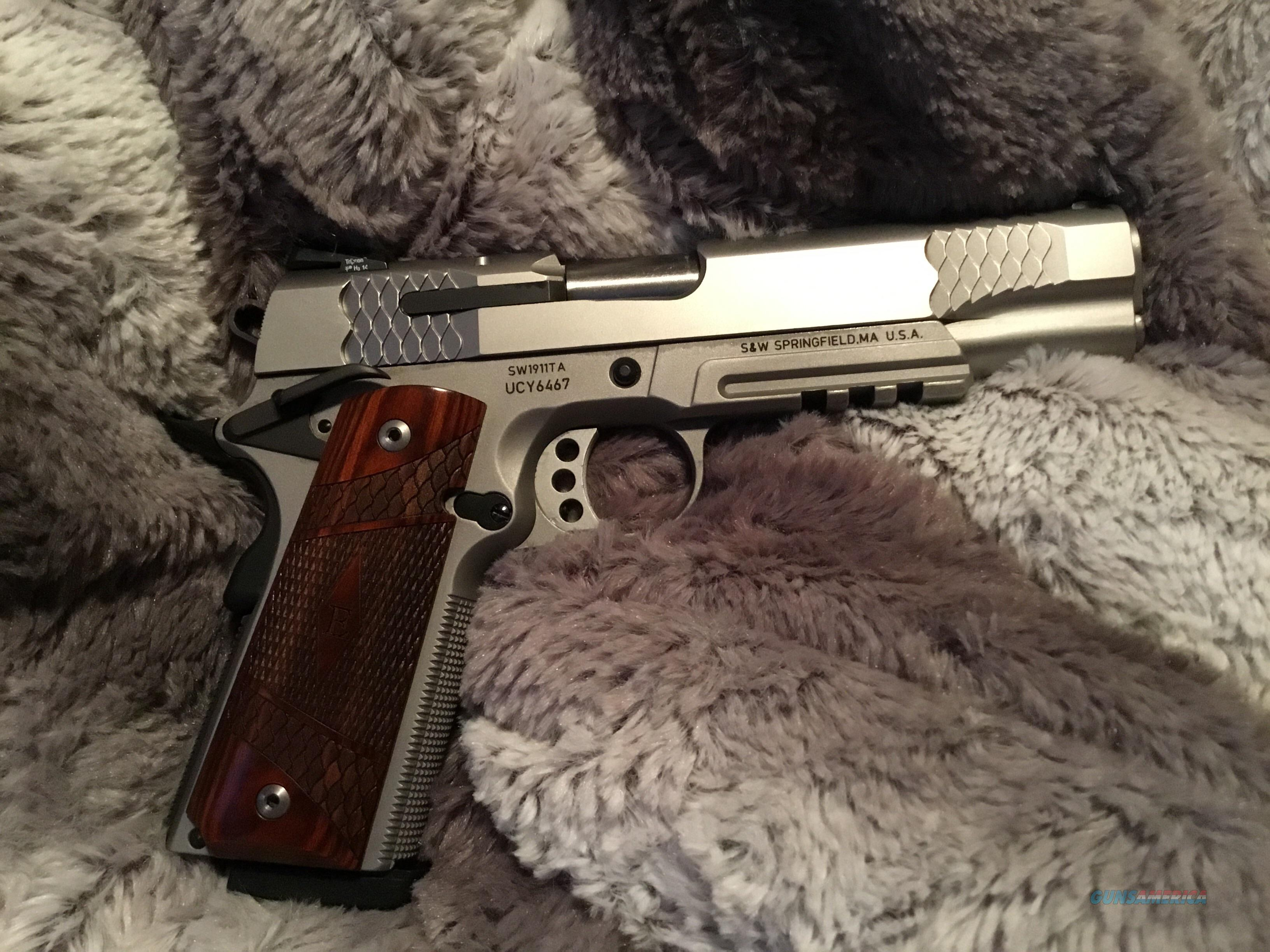 "Brand new smith and Wesson 1911 5""  Guns > Pistols > Smith & Wesson Pistols - Autos > Steel Frame"