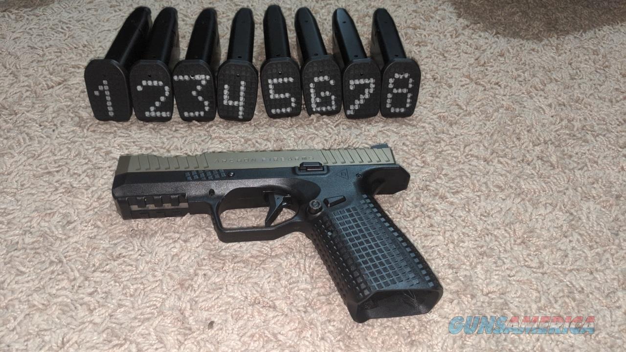 ARCHON Type B FDE 8 mags!!!  Guns > Pistols > A Misc Pistols