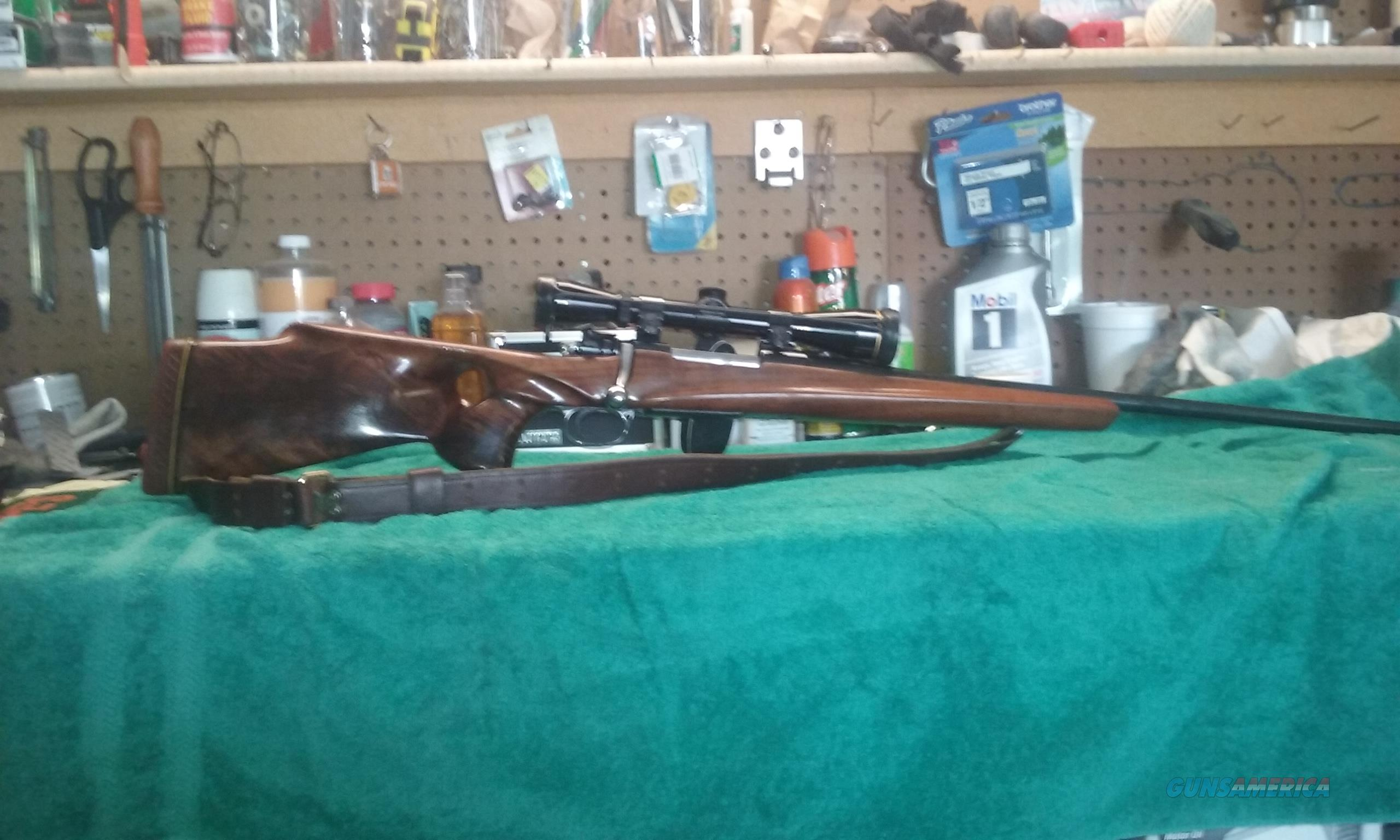 Custom Cz VZ 24 Mauser  Guns > Rifles > Mauser Rifles > German