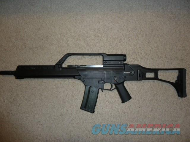 H&K SL8 G36 G36k Conversion Rifle Heckler & Koch  Guns > Rifles > Heckler & Koch Rifles > Tactical