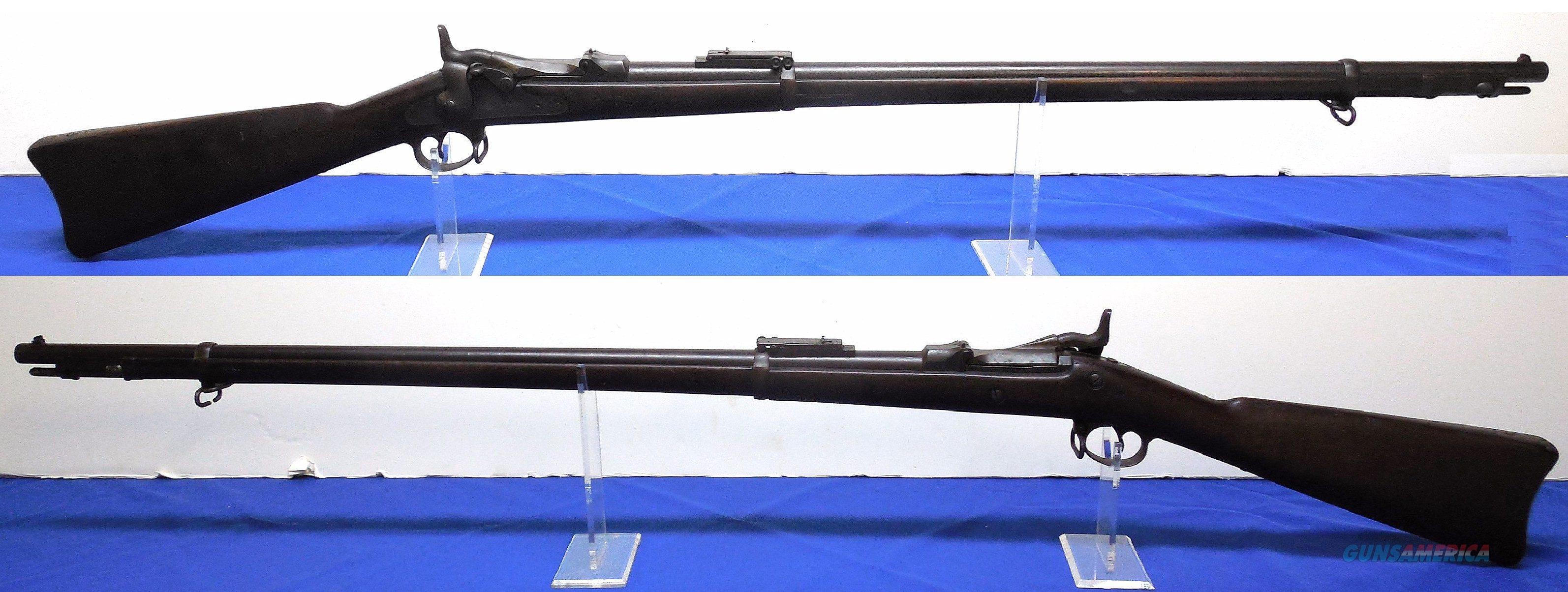 Springfield Model 1884 Trapdoor Rifle  Guns > Rifles > Antique (Pre-1899) Rifles - Ctg. Misc.