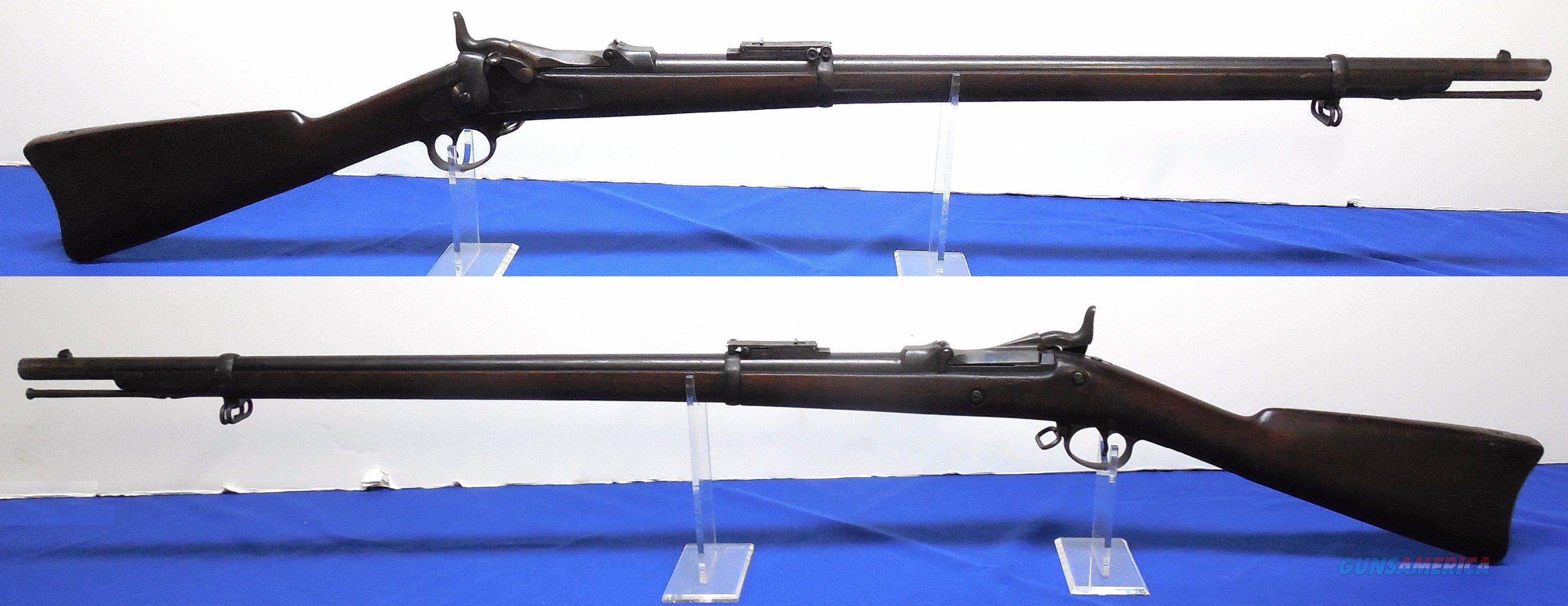 """Springfield Model 1884 """"Cadet"""" Trapdoor  Guns > Rifles > Antique (Pre-1899) Rifles - Perc. Misc."""