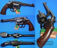 Colt M.1917 U.S. Army Model DA Revolver  Guns > Pistols > Colt Double Action Revolvers- Pre-1945