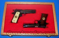 COLT Model 1911 Commemorative Pistol (Set)  Colt Commemorative Pistols
