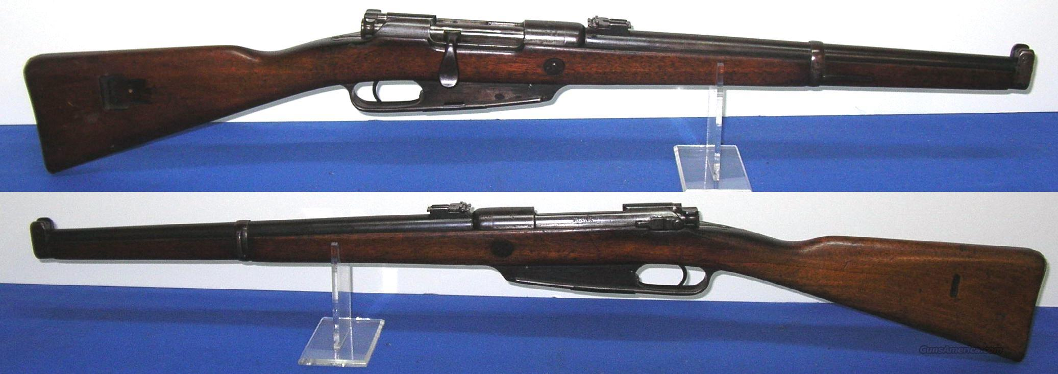 German Mannlicher Model Kar .88 Carbine   Guns > Rifles > Military Misc. Rifles Non-US > Other