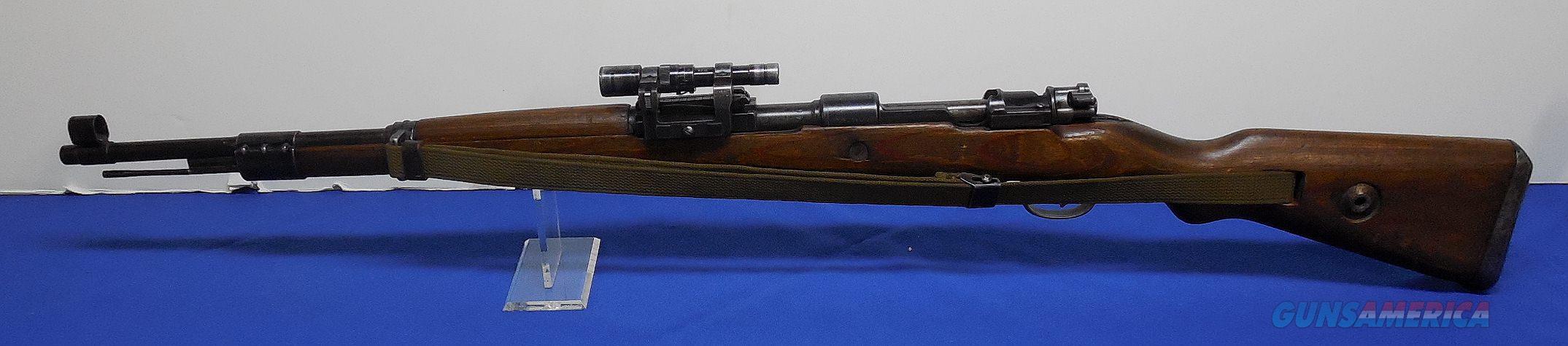 German ZF-41 K98K Bolt Action Sniper Rifle Code... for sale