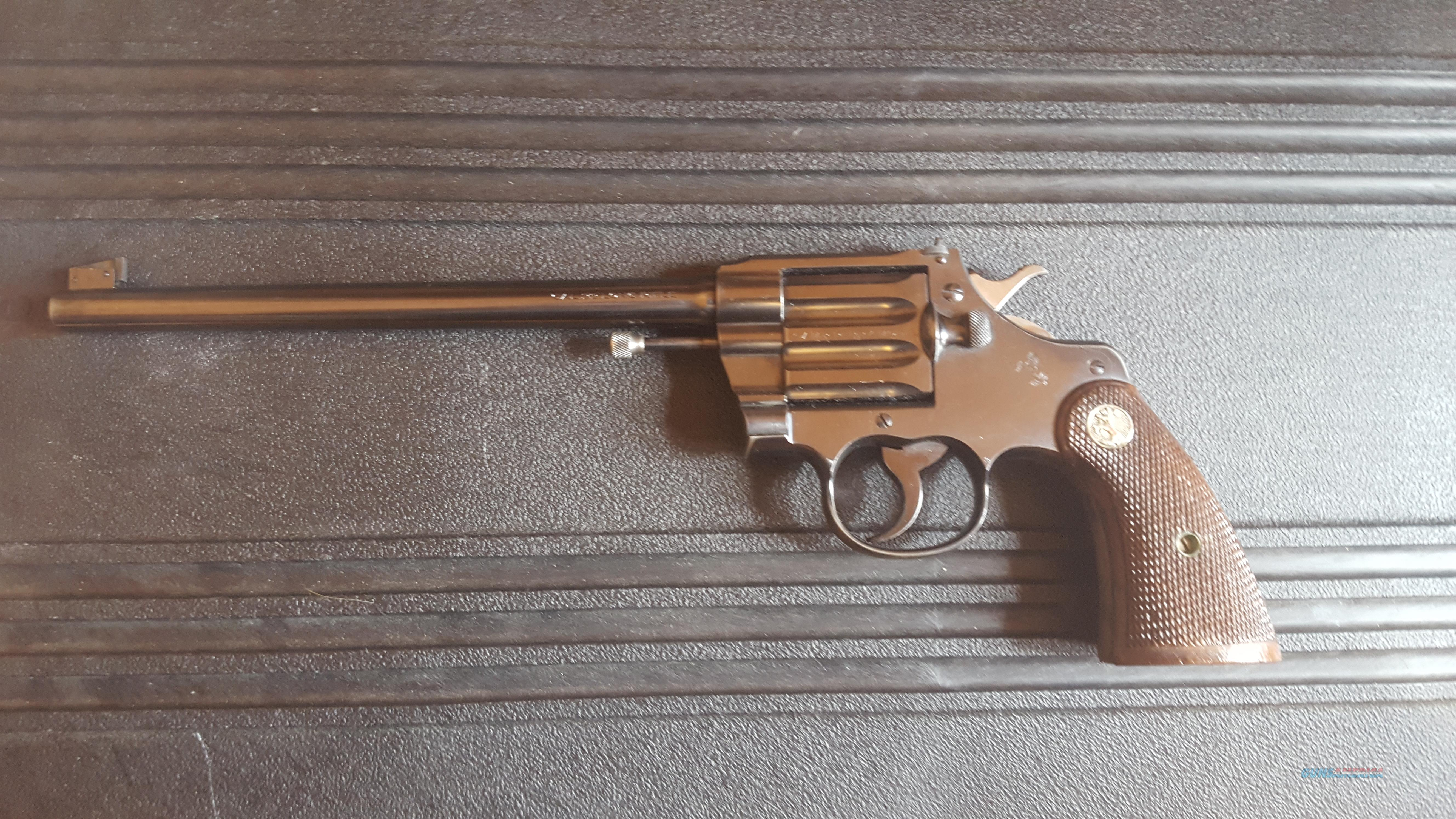 Colt Camp Perry Pistol  Guns > Pistols > Colt Commemorative Pistols