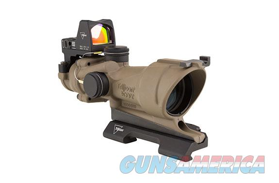 Trijicon ACOG TA31ECOS Rifle Scope  Non-Guns > Scopes/Mounts/Rings & Optics > Tactical Scopes > Red Dot