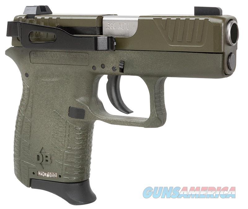 Diamondback DB380 Night Sights  Guns > Pistols > Diamondback Pistols