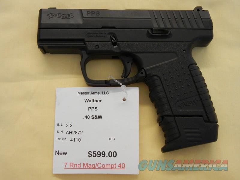 WALTHER PPS  Guns > Pistols > Walther Pistols > Post WWII > PPS