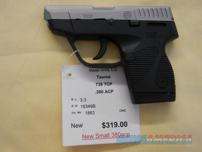 TAURUS 738 TCP  Guns > Pistols > Taurus Pistols > Semi Auto Pistols > Polymer Frame
